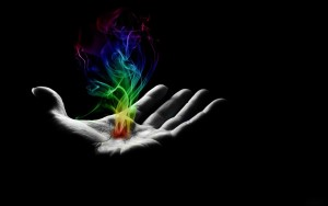 reiki-hand-with-rainbow-fire